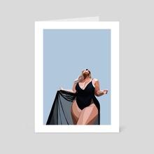 Ellana01 - Art Card by Pierre Rutz