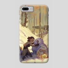 Star Wars  - Phone Case by Carlos Ruiz