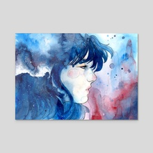 Fanart: GRIS - Acrylic by Sin Ribbon