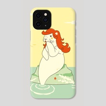Hello Sailor! - Phone Case by Katrin Ewert