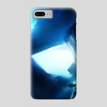 Starstones Ascent - Phone Case by Brennan Massicotte