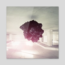 Amazrd - Acrylic by Eugene Soloviev