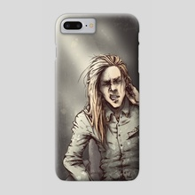 light 0 - Phone Case by B. Moh
