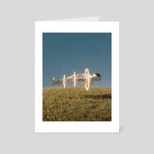 Captive V1 - Art Card by its bsd