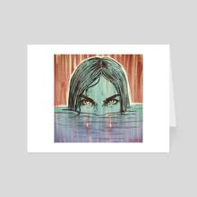 Emerge - Art Card by Lauren Covarrubias