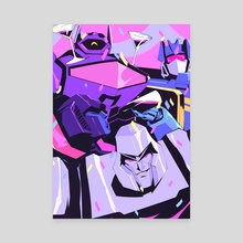 NYE 2021 - Canvas by Virtual Nemesis
