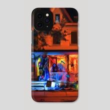 Happy House II - Phone Case by Martha Wirkijowski