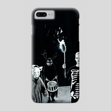 Pagans Do It Better - Phone Case by Zombie Rust