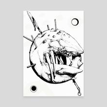 Dishnored - Canvas by Nnyhr