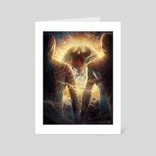 Spiderverse 2 - Art Card by Marischa  Fanarts