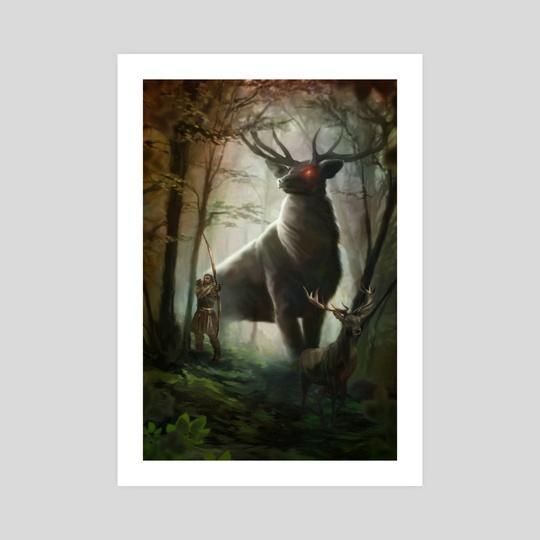 Hunted by Chris Zakrzewski