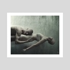 Protection - Art Print by Daria Endresen