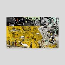 Tir na nog - Canvas by Sumi Rho