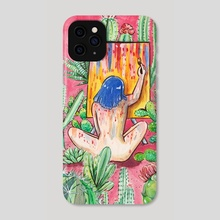 paint myself - Phone Case by lam sim