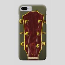 640 - Phone Case by Narciso Espiritu