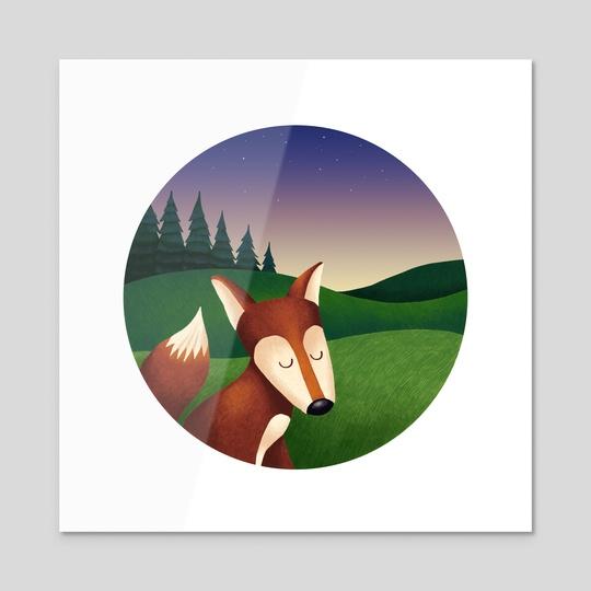 Mr Fox by Hanna Stueker