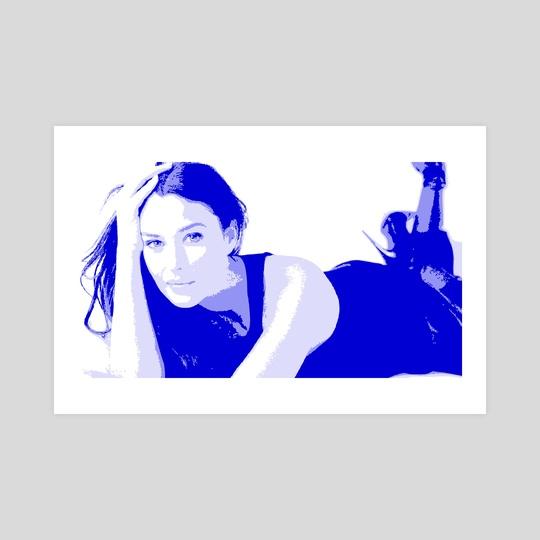 NEW POP SERIES / Monica Bellucci by Giorgio D'Albano