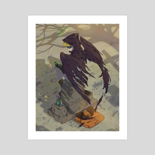 Angel by Taihaku