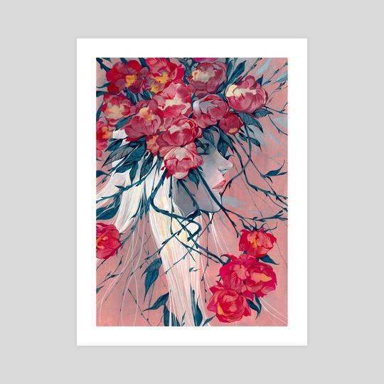 Rosaceae by Katharina Ortner