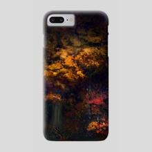 Autumn Night - Phone Case by LS Drake