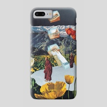 The Way to Nirvana - Phone Case by Lerson