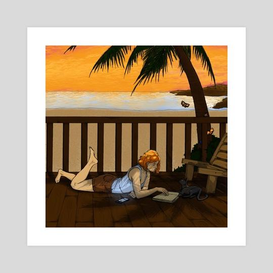Beach by Emmanuell Costa