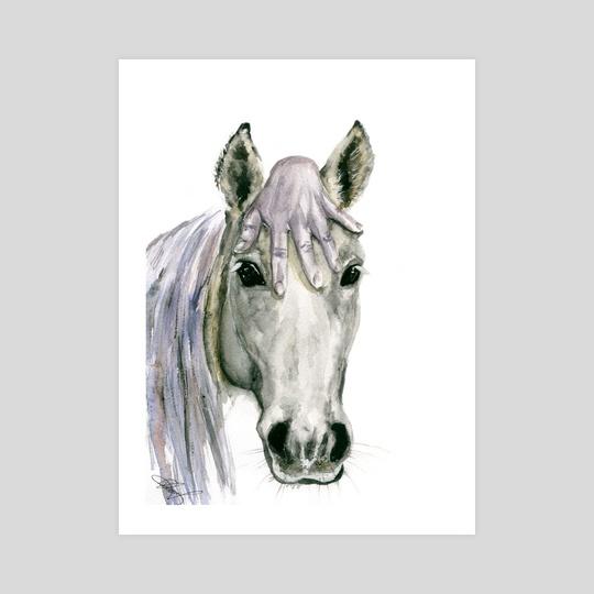 Horsey by Daria Popova