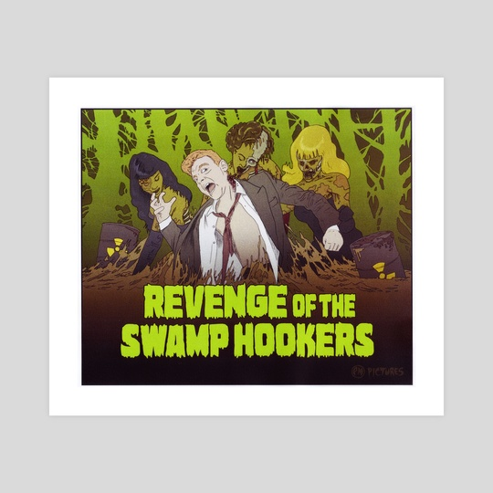 Revenge of the Swamp Hookers by PM Players