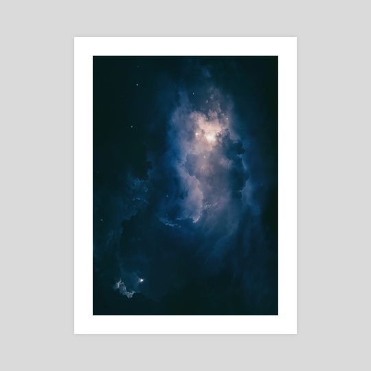 Alpha Nebulae by Leoncio Harmr