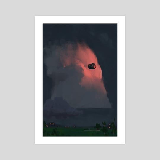Cloud by Samuel Smith