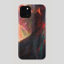 The Roots Are on Fire - Phone Case by Allison Chin