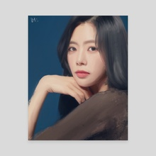minji - Canvas by umi ---
