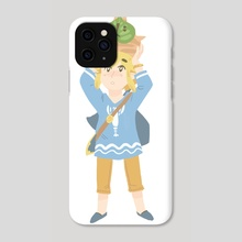 Small Friends - Phone Case by Victoria Elliott