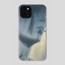 Waiting in the sky - Phone Case by Eric Fortune