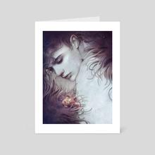Duo - Art Card by Anna Dittmann