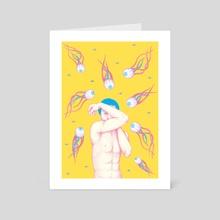 Paranoia - Art Card by Ranggasme
