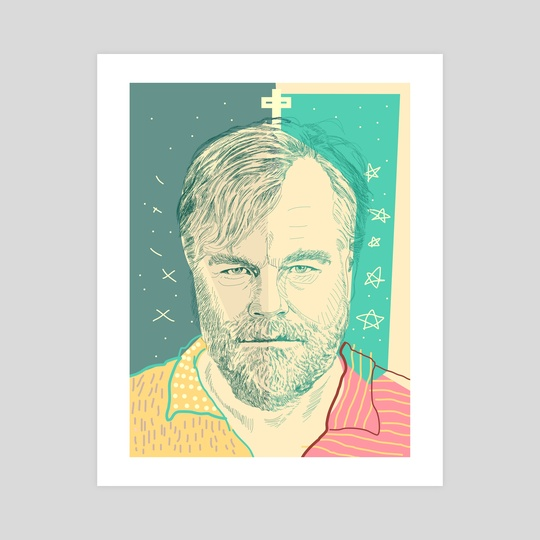 Philip Seymour Hoffman by Chyworks \