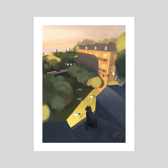 Garden 02 by Florian Aupetit