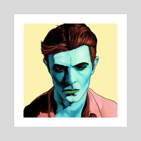 Starman by Marcus Tate