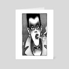 STELLA - Art Card by Darrell Newsom