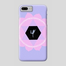 Dancing Here and Now - Phone Case by Aldous Massie