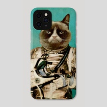 I need some space - Phone Case by Durro Art