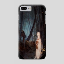 The Hunt - Phone Case by Gillian Grossman