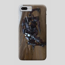Mech - Phone Case by Jessica TC Lee