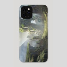 Sheeps - Phone Case by Frej Agelii