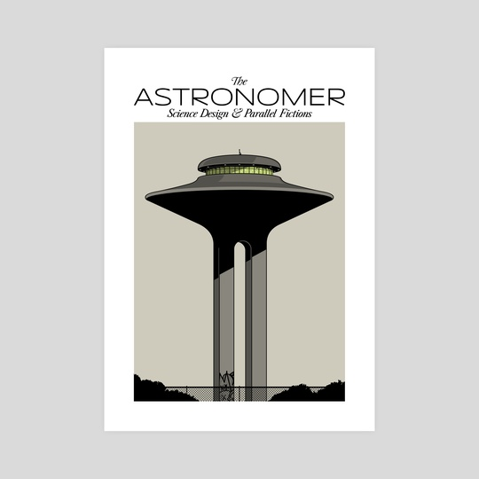 The Astronomer Vol 1 by Gianmarco Magnani