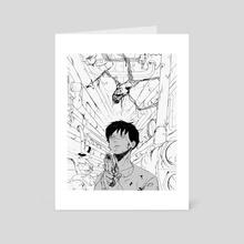boo - Art Card by akito
