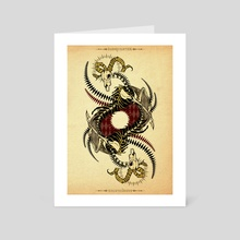 . Aries . - Art Card by baroquegothik