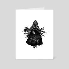Reaper - Art Card by Esther  Coonfield