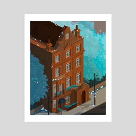 Audley Street by Pixel  Island